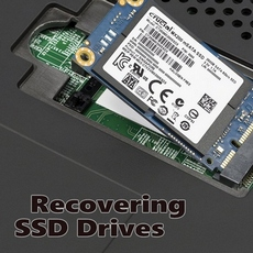 Recovering Files from SSD Drives